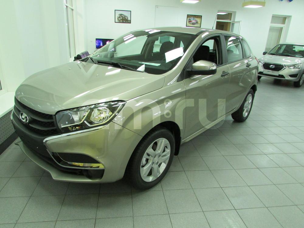 ВАЗ (Lada) XRAY с пробегом, серебряный , отличное состояние, 2016 года выпуска, цена 589 000 руб. в автосалоне  ()