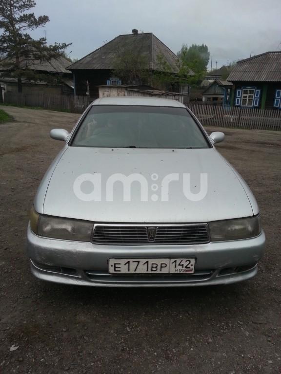 Подержанный Toyota Cresta, хорошее состояние, серебряный , 1995 года выпуска, цена 155 000 руб. в Кемеровской области