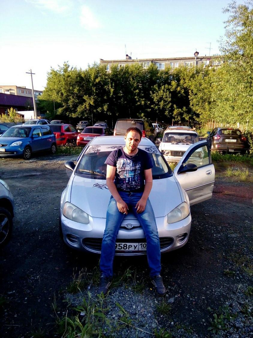 Подержанный Chrysler Sebring, среднее состояние, серебряный , 2001 года выпуска, цена 80 000 руб. в Челябинской области