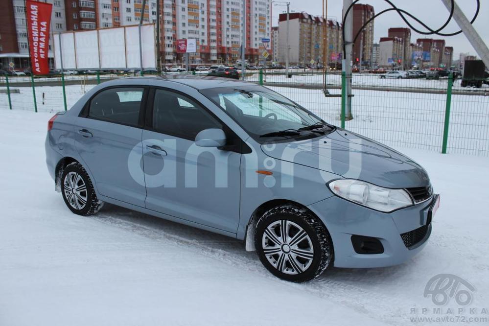 Chery Bonus с пробегом, серый , отличное состояние, 2014 года выпуска, цена 275 000 руб. в автосалоне  ()