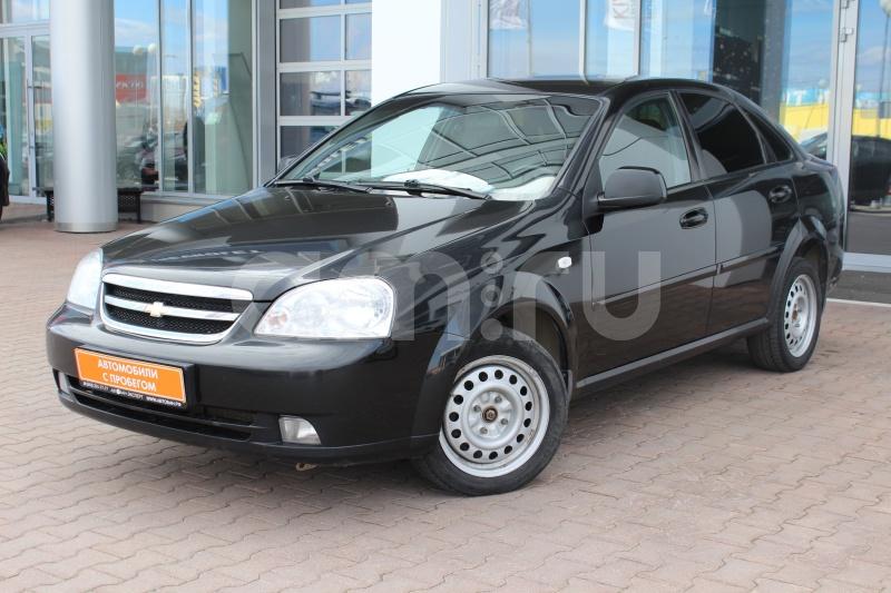 Chevrolet Lacetti с пробегом, черный металлик, отличное состояние, 2010 года выпуска, цена 255 000 руб. в автосалоне  ()