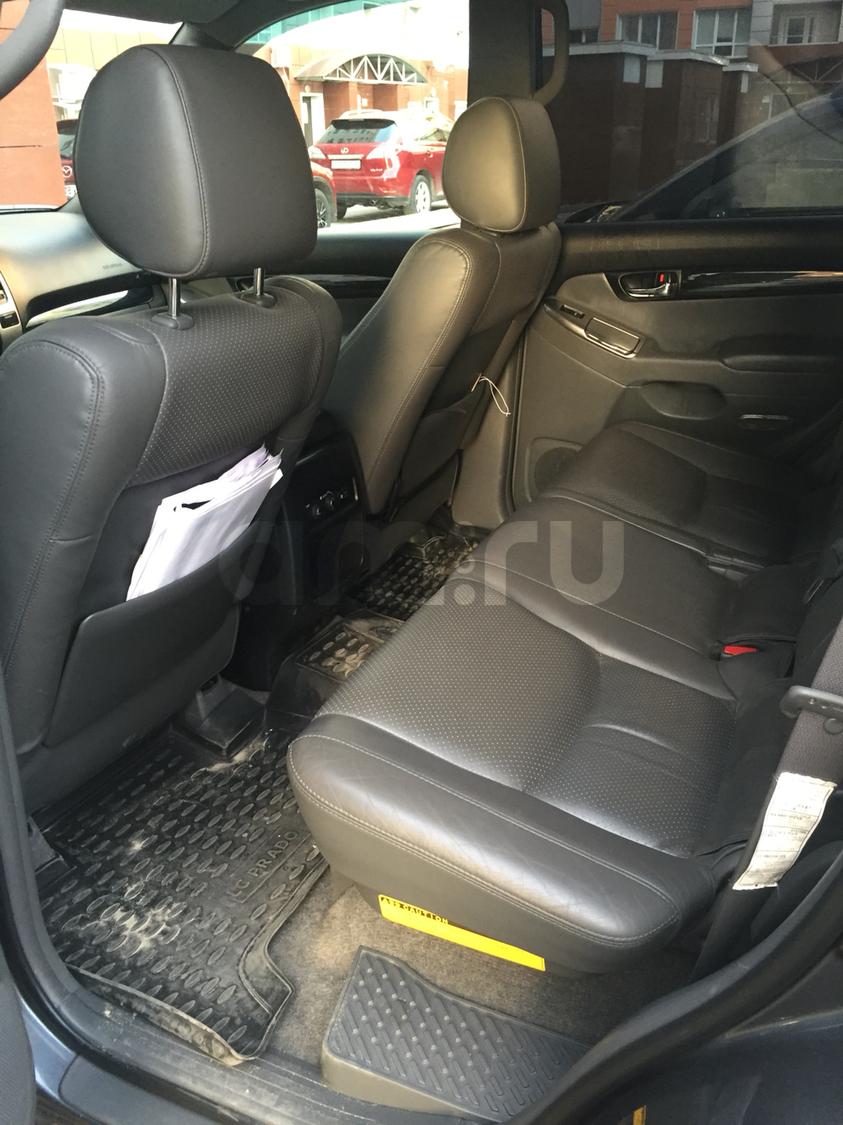 Подержанный Toyota Land Cruiser Prado, отличное состояние, мокрый асфальт , 2008 года выпуска, цена 1 500 000 руб. в ао. Ханты-Мансийском Автономном округе - Югре