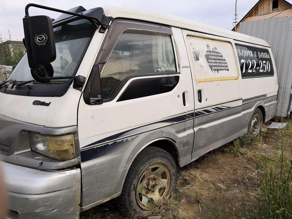Подержанный автомобиль Mazda Bongo Brawny (Мазда Bongo ...
