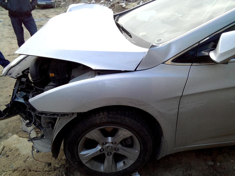 Подержанный Hyundai Elantra, битый состояние, серебряный металлик, 2015 года выпуска, цена 625 000 руб. в Нижнем Новгороде