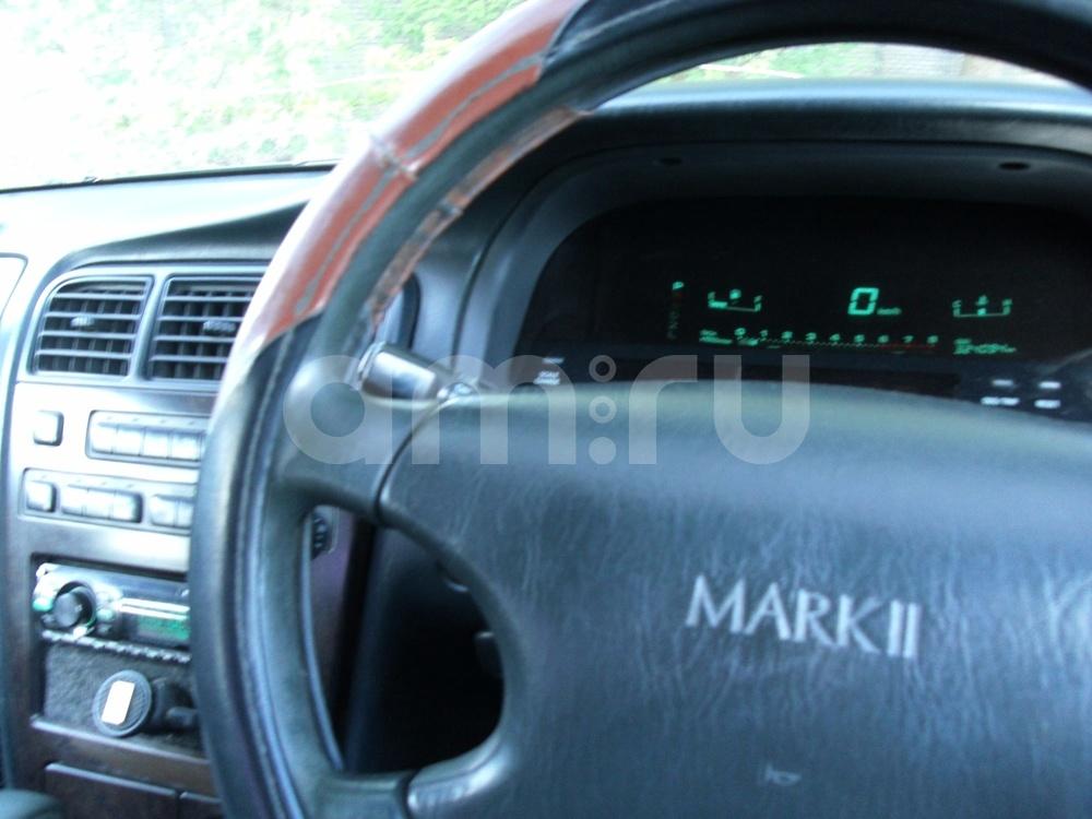 Подержанный Toyota Mark II, отличное состояние, синий , 1994 года выпуска, цена 160 000 руб. в Нижнем Новгороде