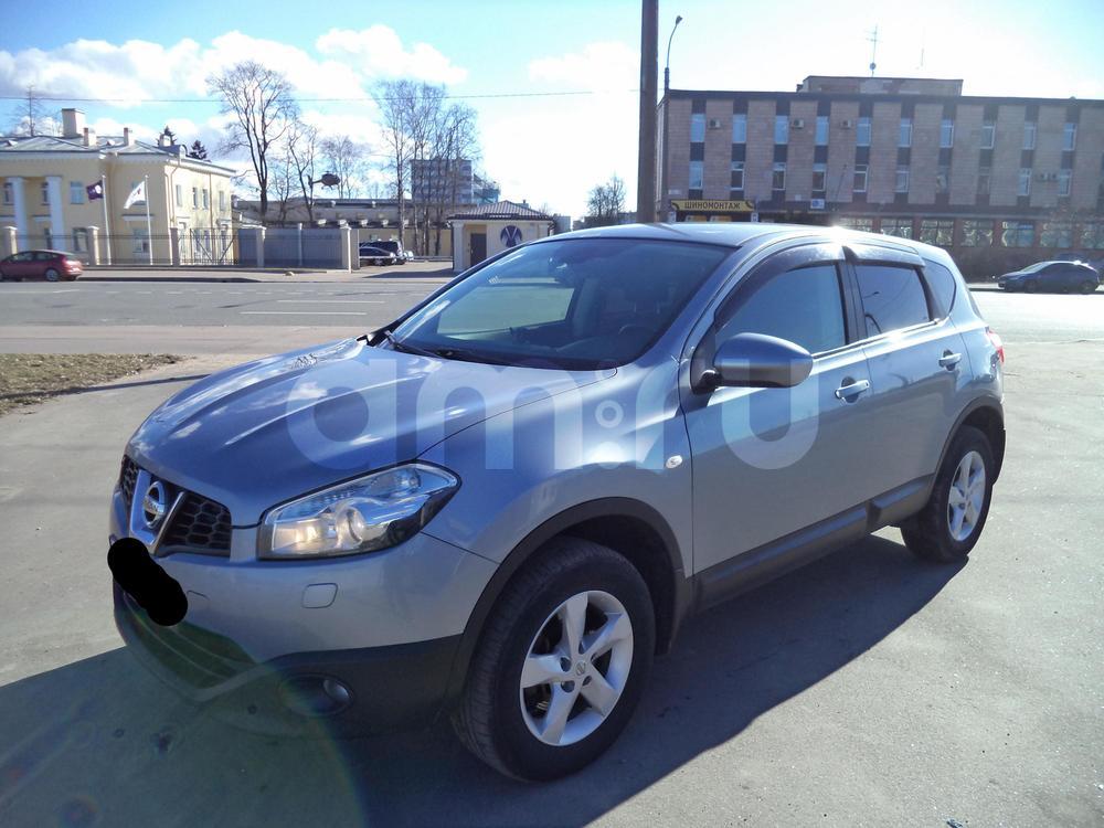 Nissan Qashqai с пробегом, серый , отличное состояние, 2011 года выпуска, цена 699 000 руб. в автосалоне Инфо Кар Плюс (Санкт-Петербург, дорога на Турухтанные острова, д. 10)