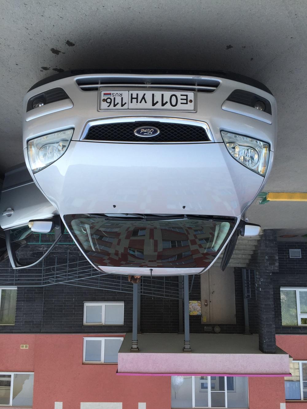Подержанный Ford Focus, отличное состояние, серебряный , 2008 года выпуска, цена 310 000 руб. в республике Татарстане