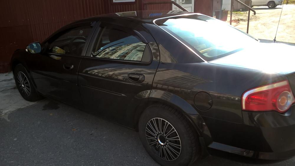 Подержанный ГАЗ Siber, хорошее состояние, черный металлик, 2010 года выпуска, цена 350 000 руб. в ао. Ханты-Мансийском Автономном округе - Югре