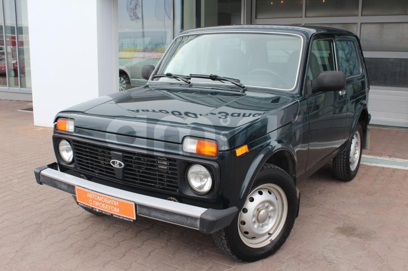 ВАЗ (Lada) 4x4 с пробегом, зеленый , отличное состояние, 2013 года выпуска, цена 279 000 руб. в автосалоне  ()