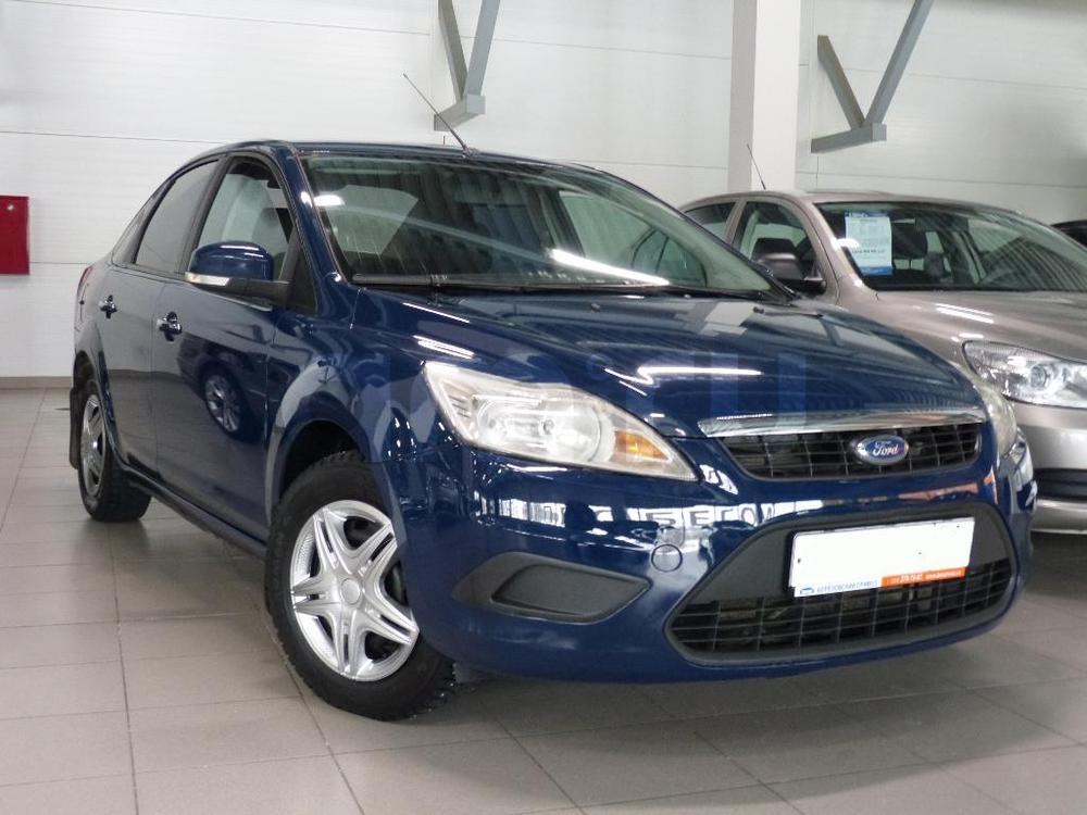 Ford Focus с пробегом, синий , отличное состояние, 2011 года выпуска, цена 429 000 руб. в автосалоне Березовский привоз (Екатеринбург, тракт Березовский, д. 4Б)