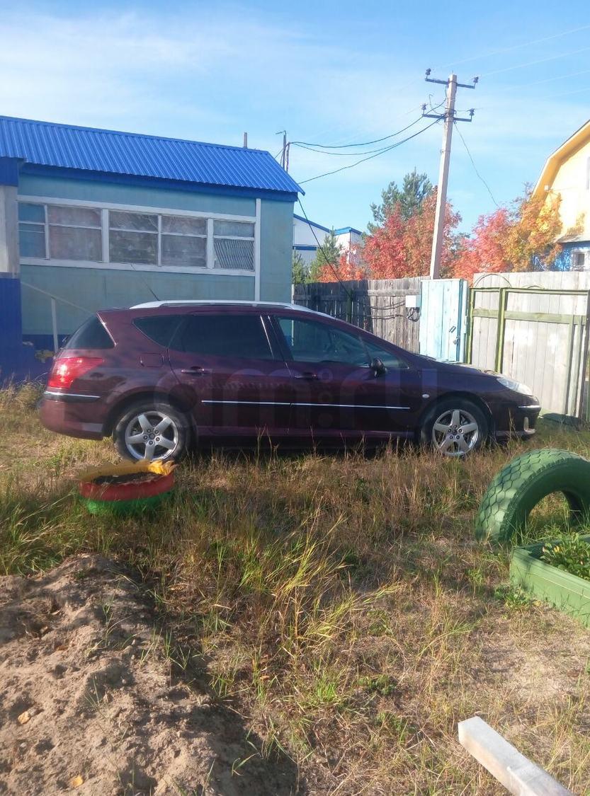 Подержанный Peugeot 407, отличное состояние, бордовый , 2004 года выпуска, цена 299 000 руб. в ао. Ханты-Мансийском Автономном округе - Югре