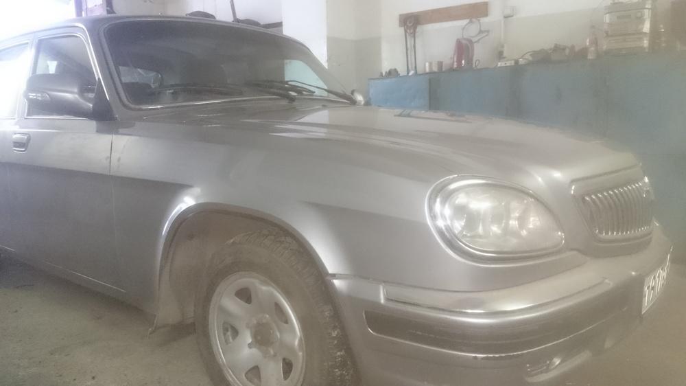 Подержанный ГАЗ 31105 Волга, хорошее состояние, серый , 2007 года выпуска, цена 100 000 руб. в Челябинской области