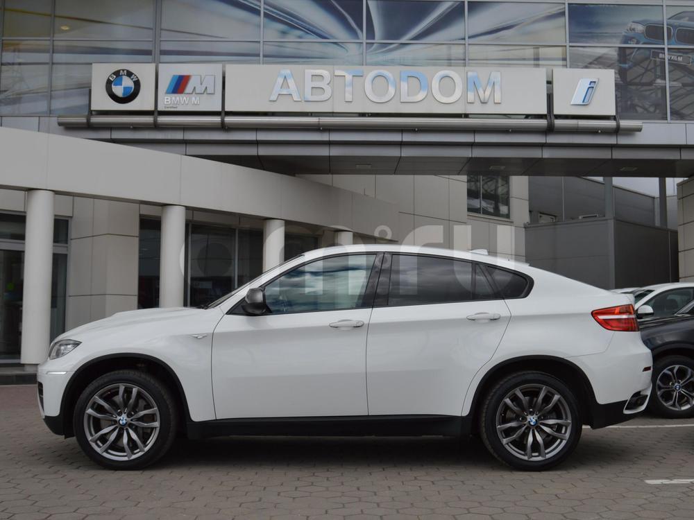 BMW X6 с пробегом, белый , отличное состояние, 2012 года выпуска, цена 2 800 000 руб. в автосалоне АВТОDОМ МКАД (Москва, МКАД, 51 км (внешняя сторона))