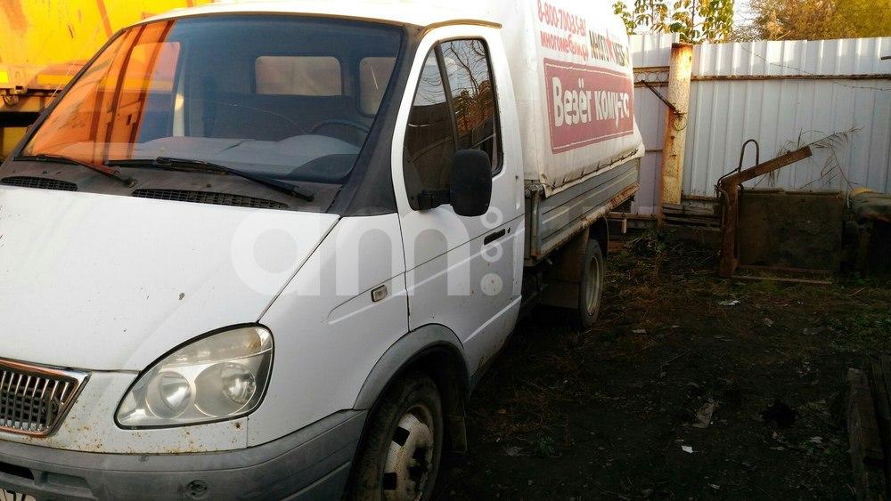 Подержанный ГАЗ Газель, отличное состояние, белый , 2005 года выпуска, цена 200 000 руб. в Челябинской области