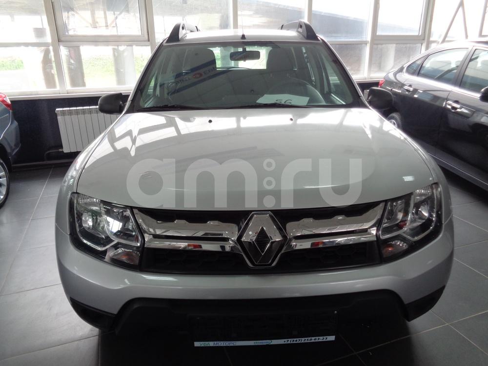 Renault Duster с пробегом, серебряный металлик, отличное состояние, 2016 года выпуска, цена 726 000 руб. в автосалоне УФА МОТОРС (Уфа, ул. Сарапульская, д. 35)