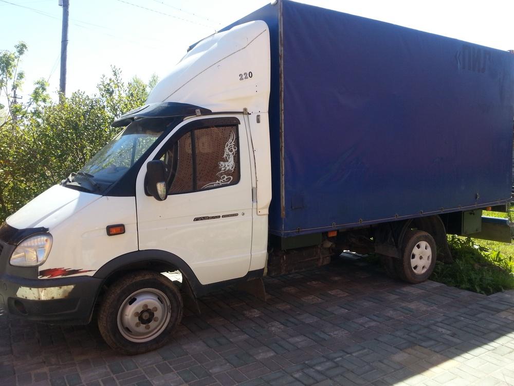 Подержанный ГАЗ Газель, хорошее состояние, белый , 2011 года выпуска, цена 550 000 руб. в Тюмени