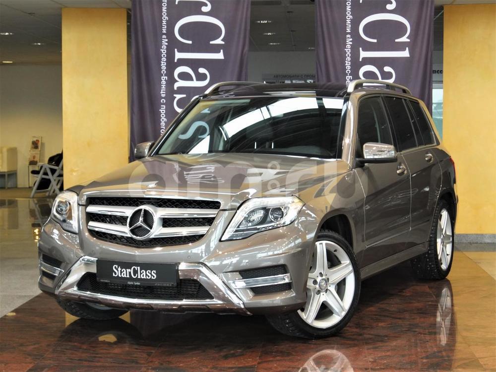 Mercedes-Benz GLK-Класс с пробегом, серый , отличное состояние, 2014 года выпуска, цена 1 720 000 руб. в автосалоне  ()