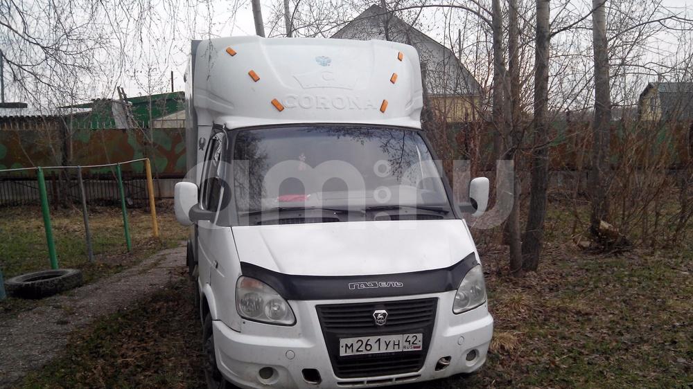 Подержанный ГАЗ Газель, отличное состояние, белый , 2006 года выпуска, цена 280 000 руб. в Кемеровской области