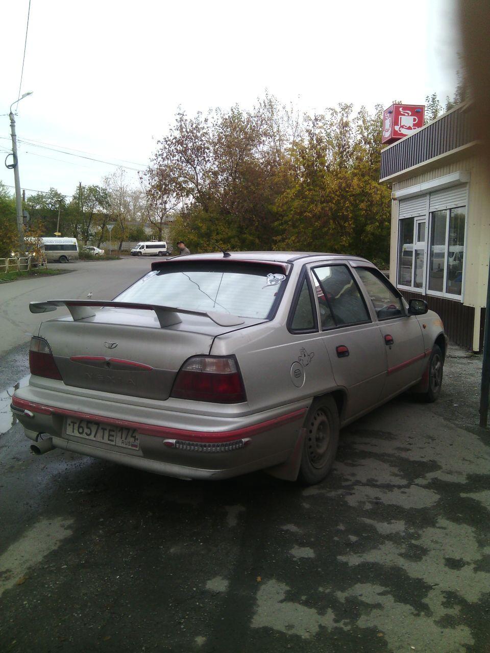 Подержанный Daewoo Nexia, хорошее состояние, серый , 2007 года выпуска, цена 110 000 руб. в Челябинской области
