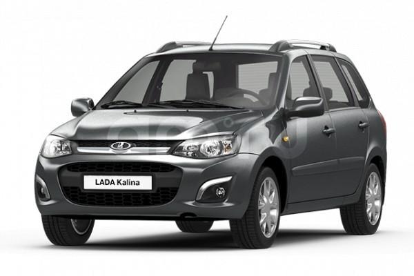 Новый авто ВАЗ (Lada) Kalina, серебряный , 2017 года выпуска, цена 454 500 руб. в автосалоне Медведь Lada (Красноярск, пр-кт Металлургов, д. 2М)