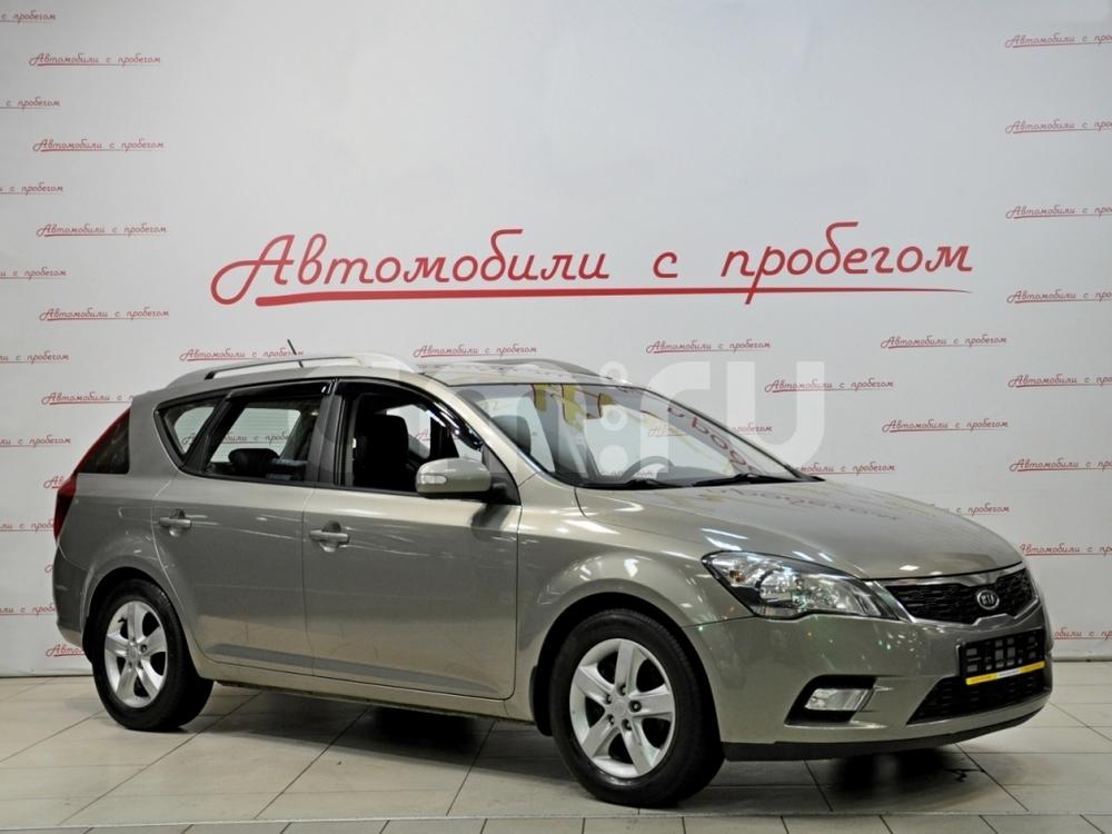 Kia Cee'd с пробегом, коричневый , отличное состояние, 2011 года выпуска, цена 479 000 руб. в автосалоне NORTH-AUTO (Санкт-Петербург, пр-кт Маршала Блюхера, д. 54, корп. 1)