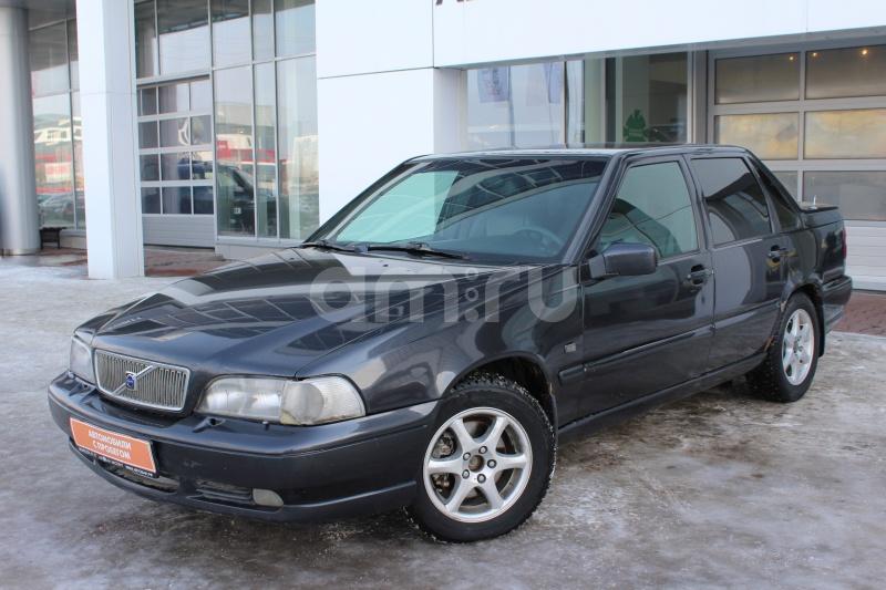 Volvo S70 с пробегом, серый , отличное состояние, 2000 года выпуска, цена 199 000 руб. в автосалоне Автобан-Запад (Екатеринбург, ул. Металлургов, д. 67)