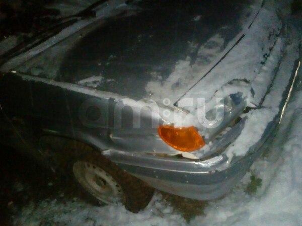 Подержанный ВАЗ (Lada) 2114, битый состояние, серебряный , 2006 года выпуска, цена 75 000 руб. в Челябинской области