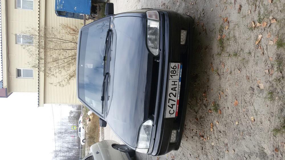 Подержанный ВАЗ (Lada) 2114, хорошее состояние, черный , 2011 года выпуска, цена 180 000 руб. в ао. Ханты-Мансийском Автономном округе - Югре