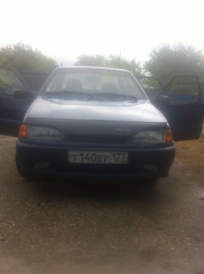 Подержанный ВАЗ (Lada) 2115, отличное состояние, синий , 2003 года выпуска, цена 120 000 руб. в Крыму