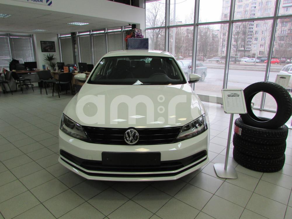 Volkswagen Jetta с пробегом, белый , отличное состояние, 2016 года выпуска, цена 874 000 руб. в автосалоне  ()