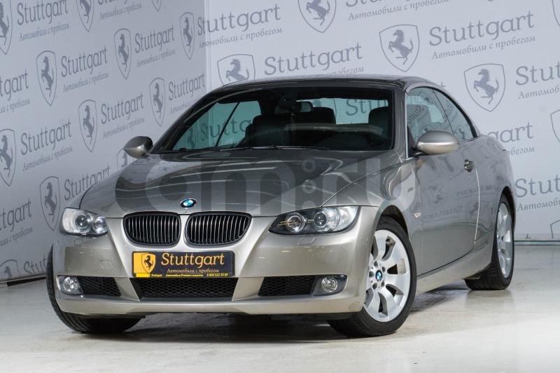 BMW 3 серия с пробегом, бежевый , отличное состояние, 2007 года выпуска, цена 800 000 руб. в автосалоне Stuttgart (Екатеринбург, ул. Металлургов, д. 84(напротив ТЦ «Мега»))