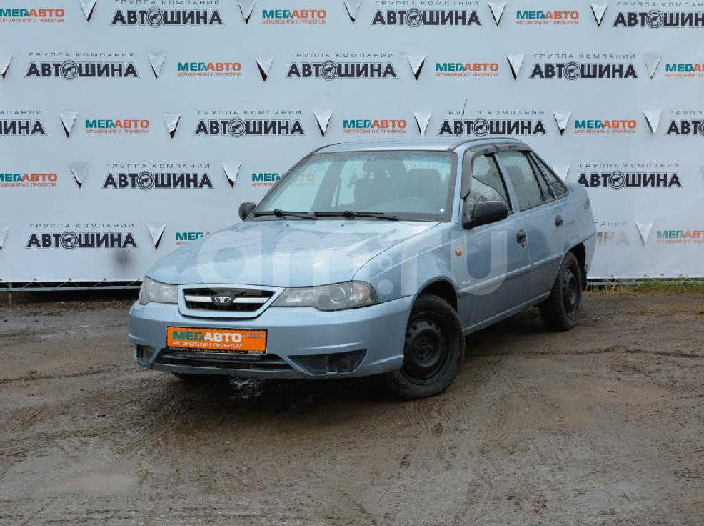 Daewoo Nexia с пробегом, синий , отличное состояние, 2011 года выпуска, цена 189 000 руб. в автосалоне Мега Авто Калуга (Калуга, ул. Зерновая, д. 28)