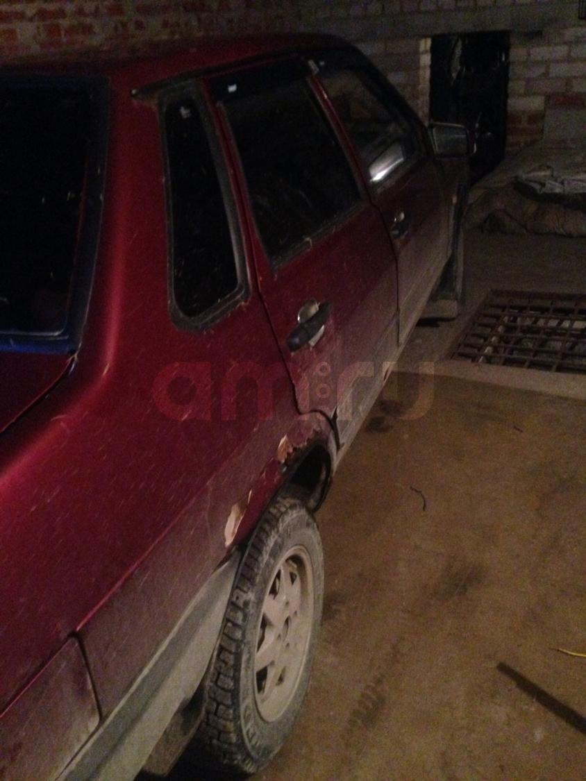 Подержанный ВАЗ (Lada) 2109, хорошее состояние, красный , 1995 года выпуска, цена 39 000 руб. в Челябинской области