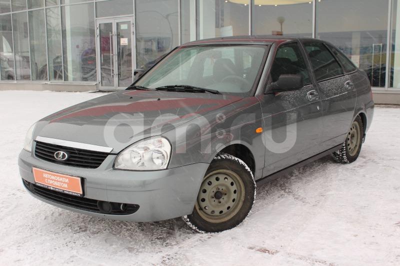 ВАЗ (Lada) Priora с пробегом, серый , отличное состояние, 2011 года выпуска, цена 229 000 руб. в автосалоне  ()