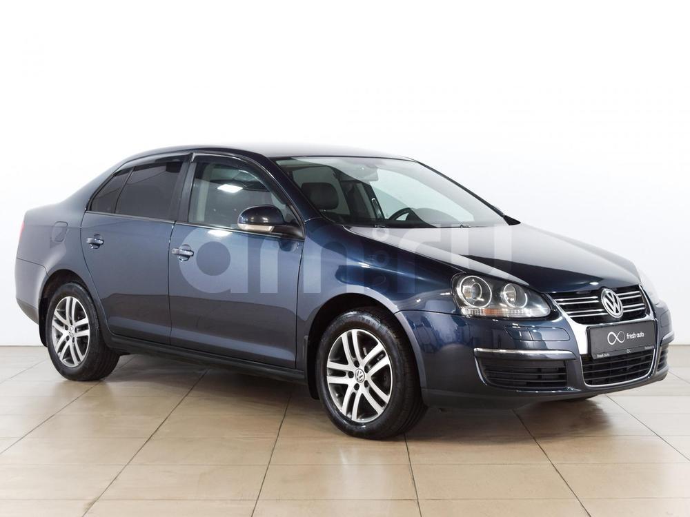 Volkswagen Jetta с пробегом, синий , отличное состояние, 2006 года выпуска, цена 399 000 руб. в автосалоне  ()