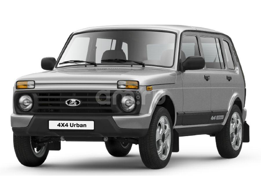 Новый авто ВАЗ (Lada) 4x4, серебряный металлик, 2017 года выпуска, цена 571 600 руб. в автосалоне  ()