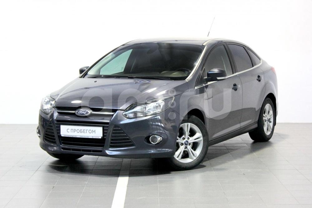 Ford Focus с пробегом, серый , отличное состояние, 2011 года выпуска, цена 412 000 руб. в автосалоне  ()