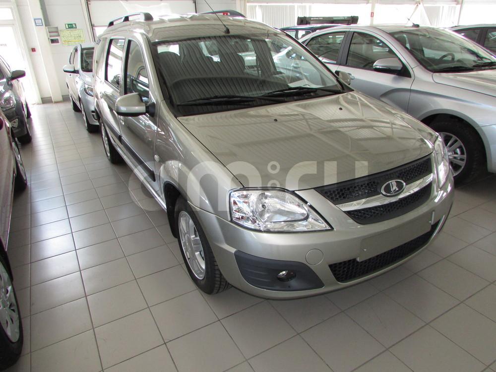 ВАЗ (Lada) Largus с пробегом, серый , отличное состояние, 2016 года выпуска, цена 624 000 руб. в автосалоне  ()