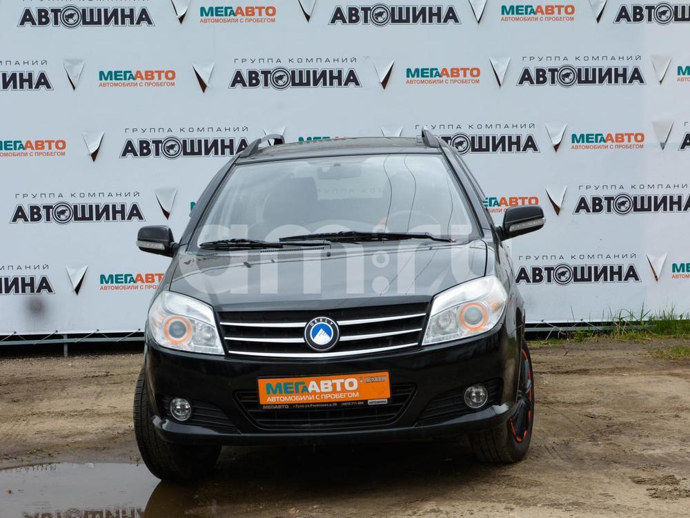 Geely MK с пробегом, черный акрил, отличное состояние, 2012 года выпуска, цена 255 000 руб. в автосалоне Мега Авто Калуга (Калуга, ул. Зерновая, д. 28)
