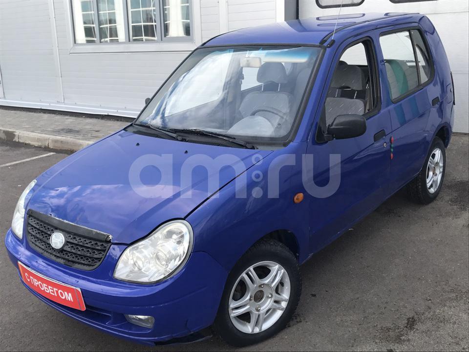 BYD Flyer с пробегом, синий , хорошее состояние, 2006 года выпуска, цена 45 000 руб. в автосалоне  ()
