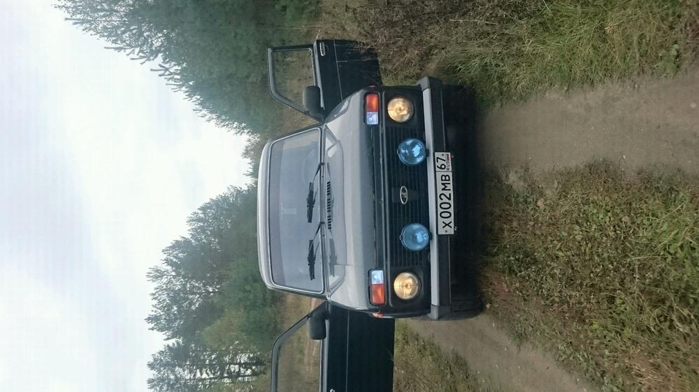 Подержанный ВАЗ (Lada) 4x4, отличное состояние, зеленый , 2012 года выпуска, цена 275 000 руб. в Смоленской области