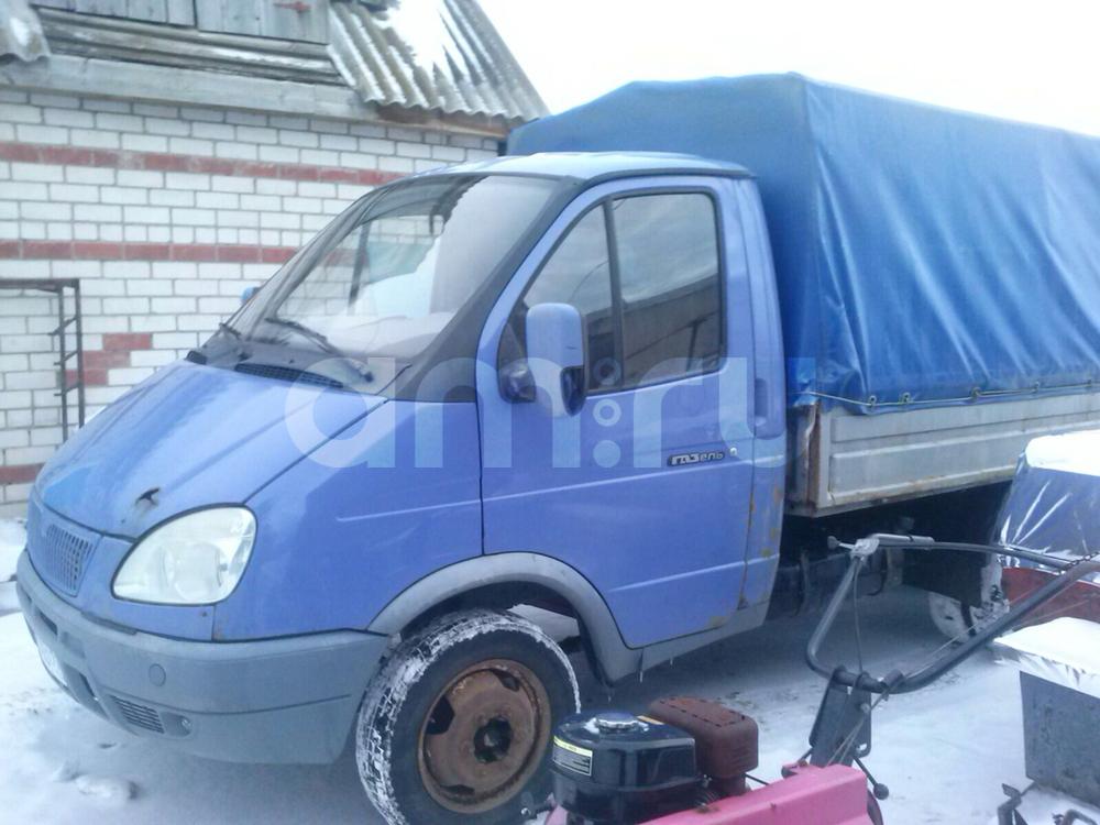 Подержанный ГАЗ Газель, хорошее состояние, голубой металлик, 2006 года выпуска, цена 200 000 руб. в республике Татарстане
