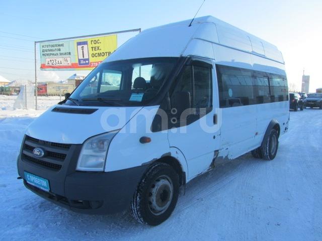 Ford Transit с пробегом, белый , отличное состояние, 2011 года выпуска, цена 549 000 руб. в автосалоне Автоленд на Новосибирской (Екатеринбург, ул. Новосибирская Вторая, д. 8)