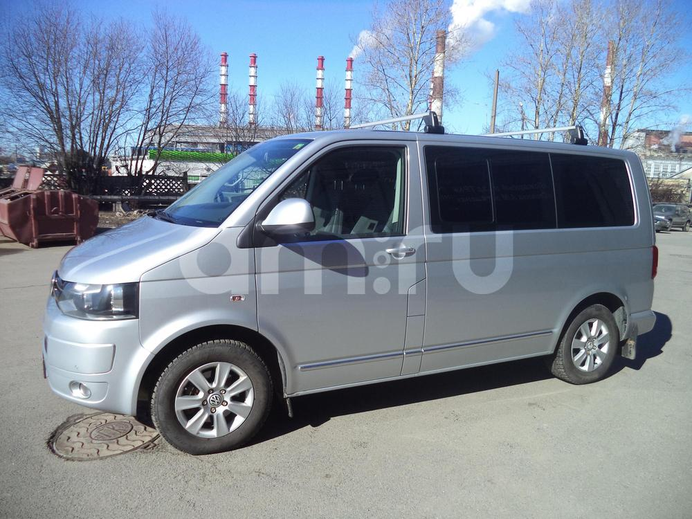 Volkswagen Multivan с пробегом, серебряный металлик, отличное состояние, 2010 года выпуска, цена 1 499 000 руб. в автосалоне  ()