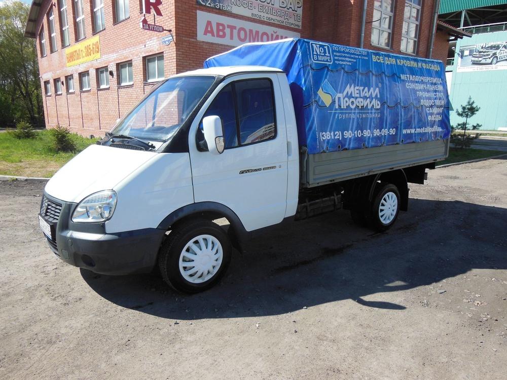 Подержанный ГАЗ Газель, отличное состояние, белый , 2012 года выпуска, цена 510 000 руб. в Омске