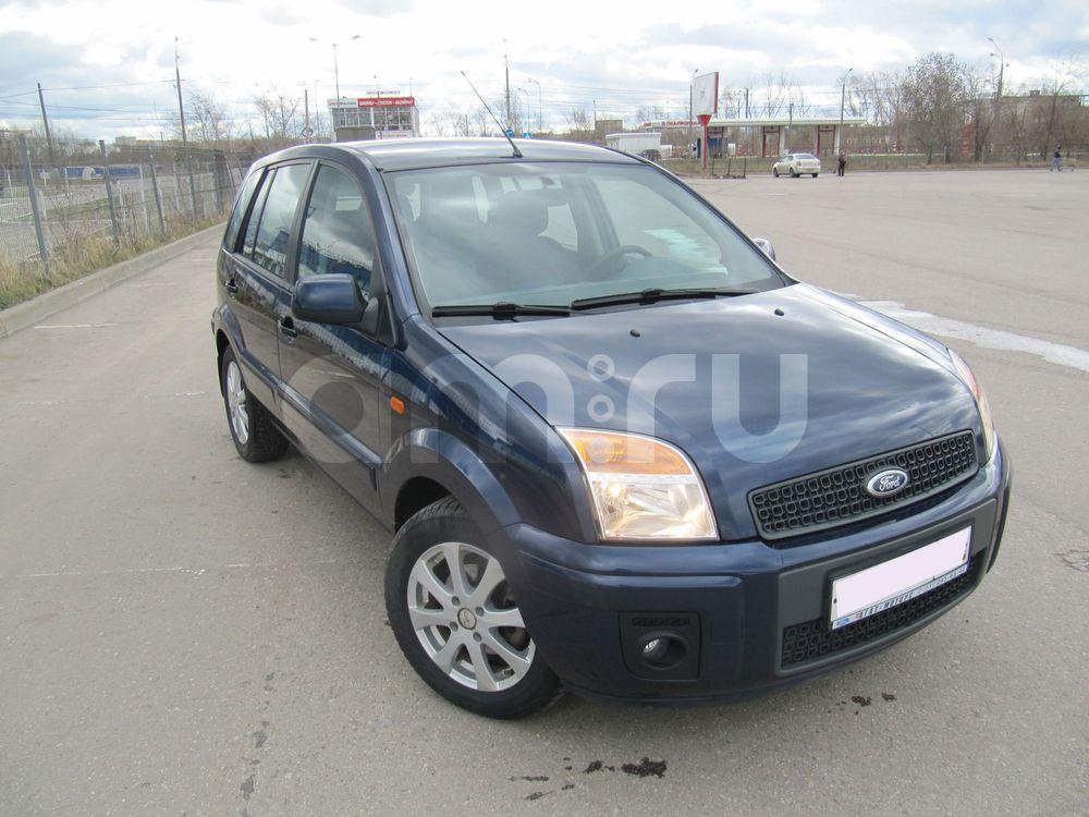 Подержанный Ford Fusion, отличное состояние, синий , 2011 года выпуска, цена 370 000 руб. в Нижнем Новгороде