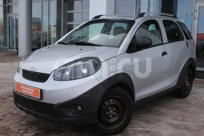 Chery IndiS с пробегом, серебряный , отличное состояние, 2011 года выпуска, цена 229 000 руб. в автосалоне  ()