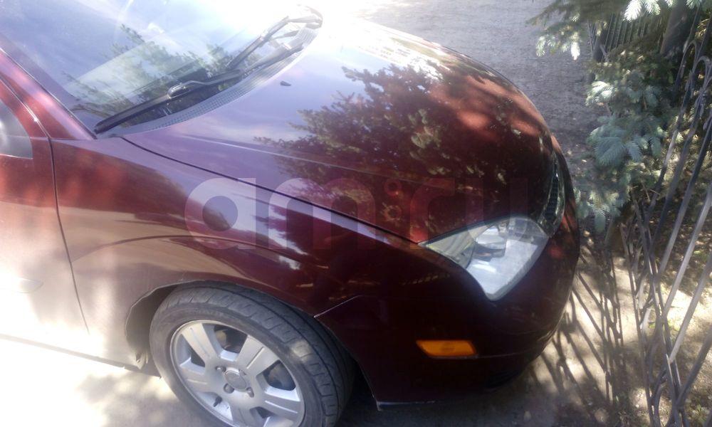 Подержанный Ford Focus, хорошее состояние, бордовый , 2006 года выпуска, цена 260 000 руб. в Самаре