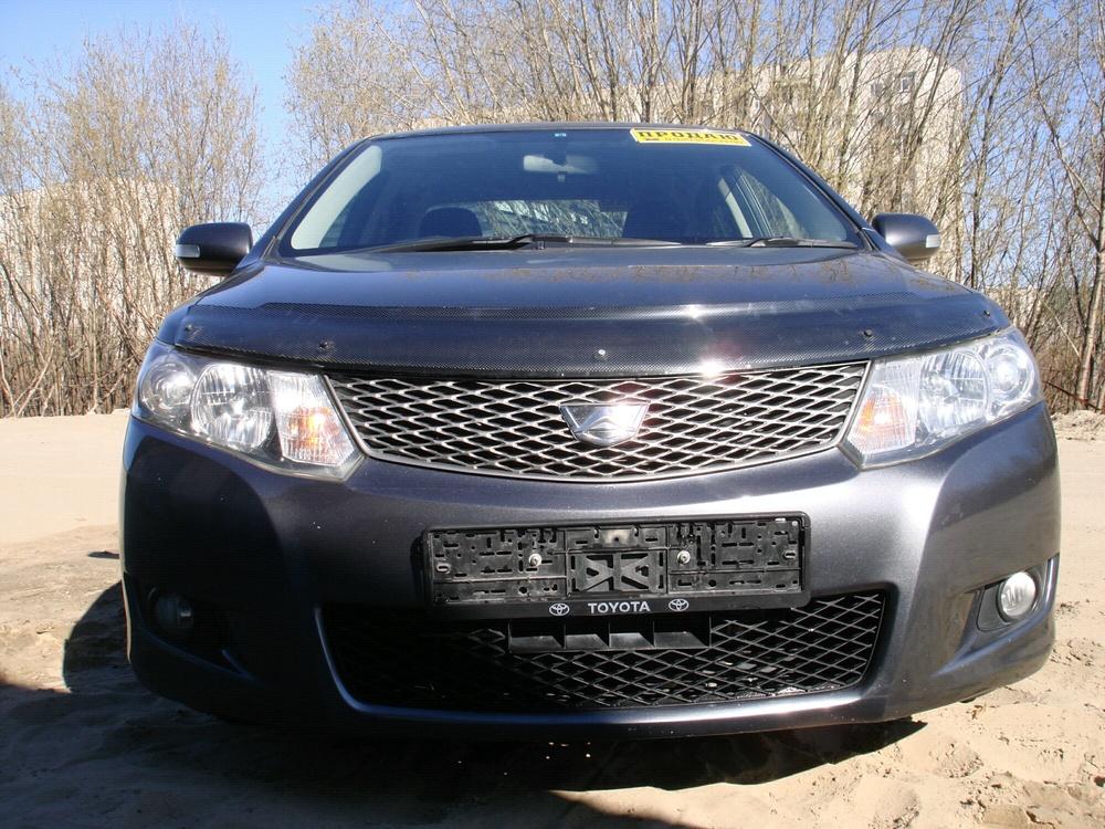 Подержанный Toyota Allion, отличное состояние, серый , 2009 года выпуска, цена 630 000 руб. в Тюмени