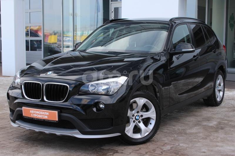 BMW X1 с пробегом, черный , отличное состояние, 2014 года выпуска, цена 1 269 000 руб. в автосалоне Автобан-Запад (Екатеринбург, ул. Металлургов, д. 67)